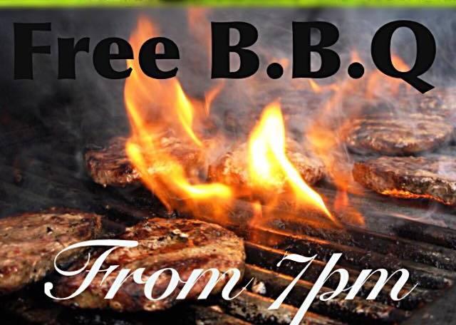 Free BBQ